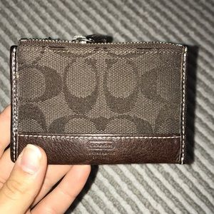 PERFECT CONDITION Coach coin purse